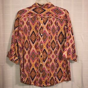 Chico's Tops - Chico's Button Down Top